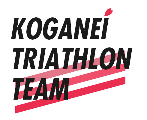 koganei triathlon team
